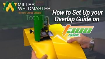 Tech Tip I How to Set Up your Overlap Guide I T300 Extreme